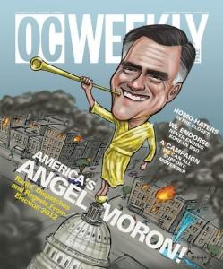 Mitt Romney - OC Weekly