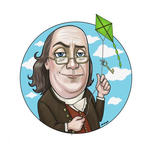 Ben Franklin Private Commission