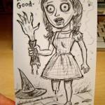 Zombie Wizard of Oz 2