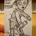 Zombie Wizard of Oz