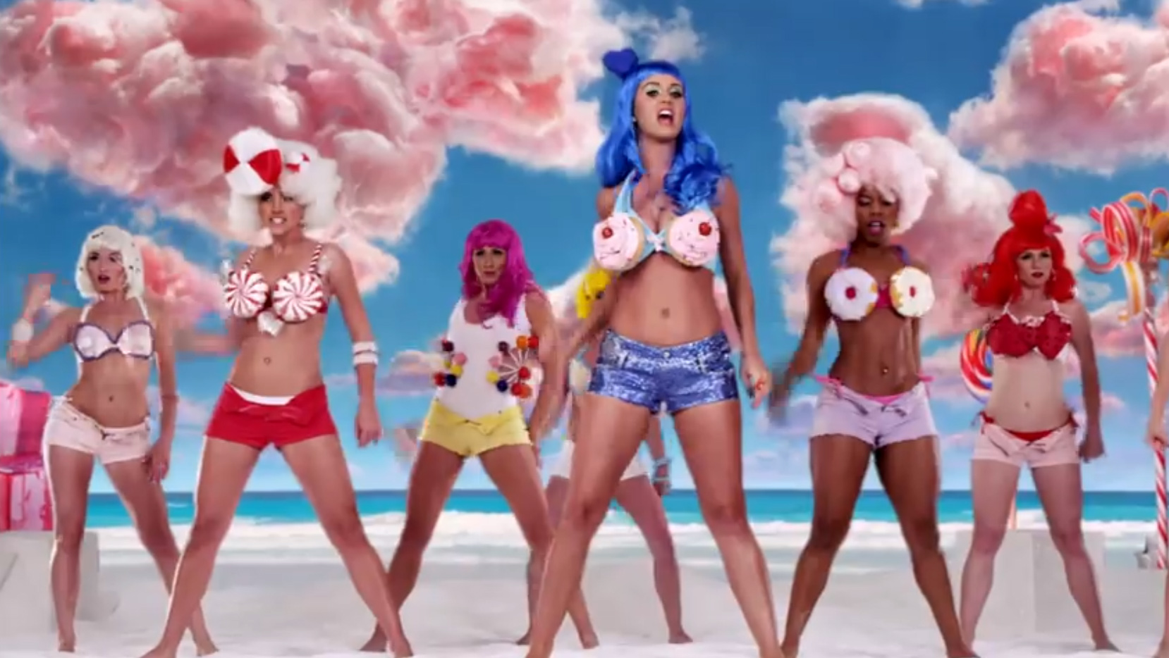 katy perry california gurls mcillustrator