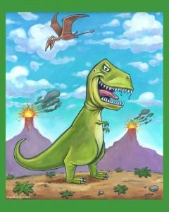 T-Rex - Dinosaur Series