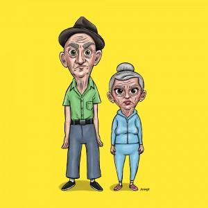 Harold & Edith Cranwinkle